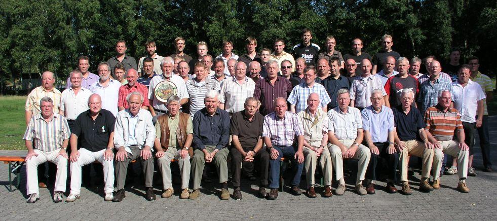Treffen der Ehemaligen Fahnenbrüder 2009